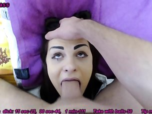 Hot Swallow Porn Videos