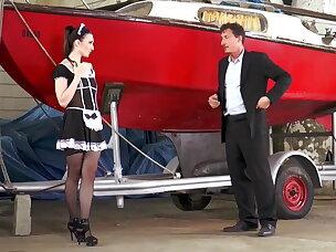 Hot Maid Porn Videos