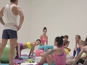Hot Gym Porn Videos