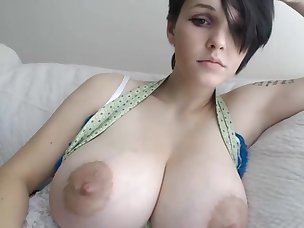 Hot Short Hair Porn Videos