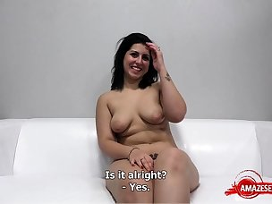 Hot Cum on Tits Porn Videos