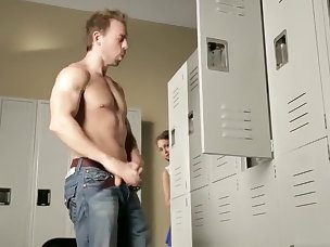 Hot Locker Room Porn Videos