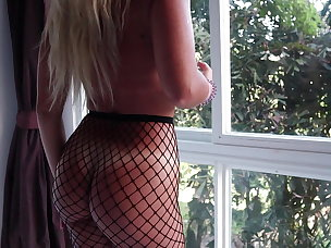 Hot Fishnet Porn Videos