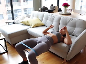 Hot Fitness Porn Videos