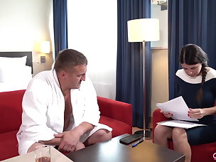 Hot Secretary Porn Videos